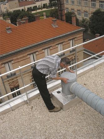 Dachkontrolle